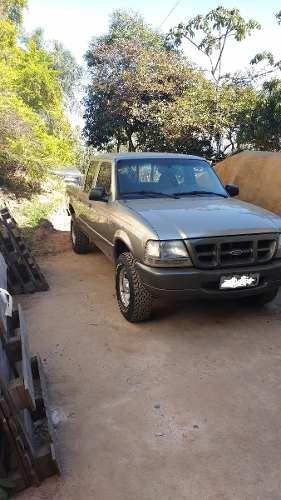 Ford Ranger XLS 2.8 8V 135cv 4x2 CD TB Diesel