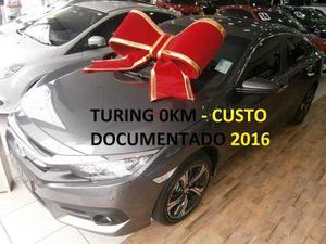 Honda Civic v Turbo Gasolina Touring 4p Cvt