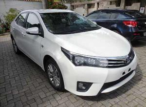 Toyota Corolla Xei 2.0 Flex 16v Aut.  Branca