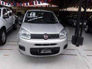 Fiat Uno EVO ATTRACTIVE 1.0 8V FLEX 4P