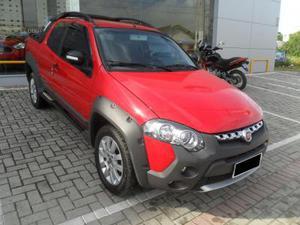 Fiat Strada Adventure v (flex) (cab Dupla)  em