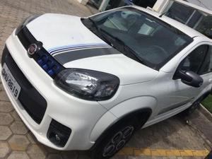 Fiat Uno 1.4 Evo Sporting 8v Flex 4p Automatizado  em