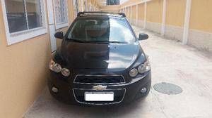 Gm - Chevrolet Sonic LTZ - Automático - Com kit GNV,  - Carros - Vila Valqueire, Rio de Janeiro | OLX