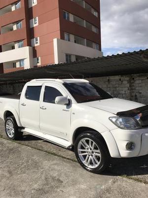 Hilux 4x4 diesel cabine dupla aro  - Carros - Campo Grande, Rio de Janeiro   OLX