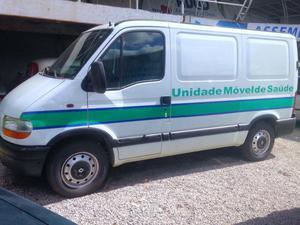 Unidade móvel de saúde - van master  - Caminhões, ônibus e vans - Jardim Esplanada, Nova Iguaçu | OLX