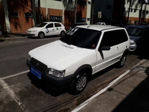 FIAT UNO 2P ECONOMY FLEX WAY - BRANCO -