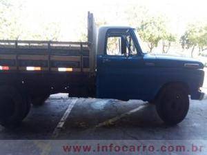 Ford F-P Azul Diesel