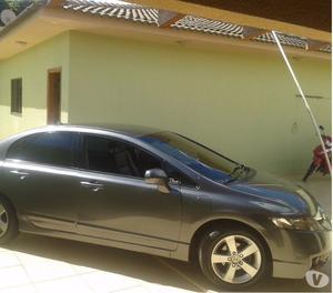 Honda New Civc  Cinza completo