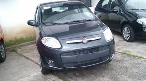 Fiat Palio attractive  km, metálico, emplacamento e IPVA grátis,  - Carros - Icaraí, Niterói | OLX