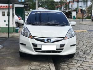 Honda FIT Lx Flex 1.4 8V  Branco  Pago 4 Pneus novos,  - Carros - Mutondo, São Gonçalo | OLX