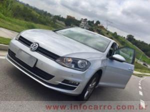 Volkswagen Golf 1.4TSI Comfortline P Prata Gasolina
