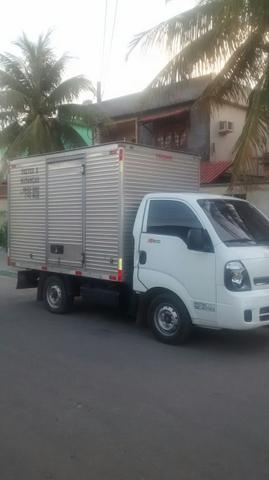 Kia bongo - Caminhões, ônibus e vans - Heliópolis, Belford Roxo | OLX