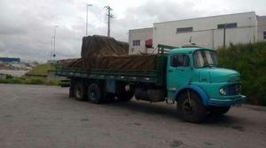 Caminhão Mercedes L- - Caminhões, ônibus e vans - Jardim Boa Vista, Barra Mansa | OLX