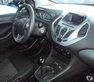 Ford Novo KA SE 1.0 HA  flex completo abs airbag branco