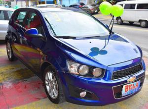 Gm - Chevrolet Sonic LTZ 1.6 Aut Flex completo +  - Carros - Vilar Dos Teles, São João de Meriti   OLX