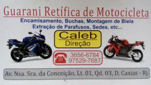 Guarani Retifica de Motores Moto,  - Motos - Jardim Tupiara, Belford Roxo   OLX