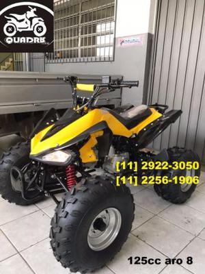 Quadriciclo - Quadris 125 CC Semi Automático  - Motos - Amparo, Nova Friburgo   OLX