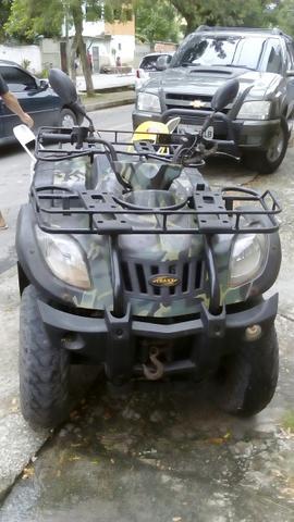 Quadriciclo traxx 250 cil,  - Motos - Vilar Dos Teles, São João de Meriti | OLX