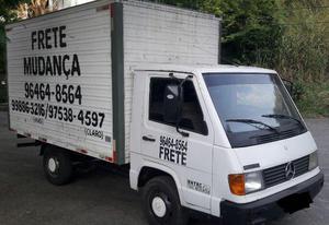 Caminhão bau MB 180 - Caminhões, ônibus e vans - Itaipu, Niterói | OLX