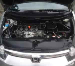 Honda Civic Lxs 1.8 Completo  Automático