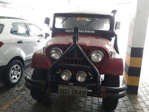 Jeep Willys  - Carros - Jardim Amália, Volta Redonda   OLX