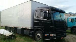 Caminhão Scania P94 - Caminhões, ônibus e vans - Realengo, Rio de Janeiro | OLX