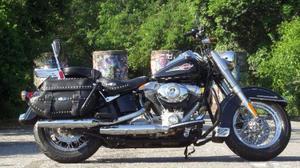 Harley-davidson Heritage heritage custom,  - Motos - Barra da Tijuca, Rio de Janeiro   OLX