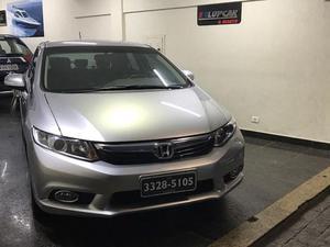 Honda Civic New LXR 2.0 i-VTEC (Flex) (Aut)  - Carros - Barra da Tijuca, Rio de Janeiro | OLX