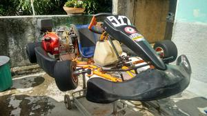 Vendo Kart Tander  motor 4 tempos,  - Carros - Itaipuaçu, Manoel Ribeiro, Maricá | OLX