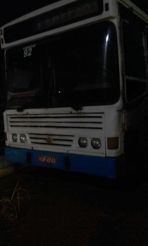Ônibus Mercedes 92 - Caminhões, ônibus e vans - Itaipuaçu, Manoel Ribeiro, Maricá | OLX
