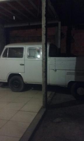 Kombi Cabine Dupla Lataria Toda Reformada Sem motor,  - Carros - Jardim Barro Branco, Duque de Caxias   OLX