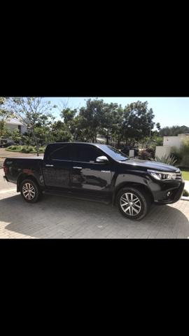 Toyota Hilux blindada,  - Carros - Barra da Tijuca, Rio de Janeiro | OLX