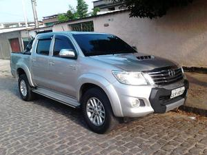 Toyota Hilux cd srv 4x4 diesel turbo automatica doc ok  vist,  - Carros - Santa Cruz, Rio de Janeiro | OLX