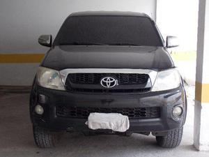 Toyota Hilux CD SR 4X2 2.7 GNV 5 GERAÇAO IPVA 17 PAGO  - Carros - Vila da Penha, Rio de Janeiro | OLX