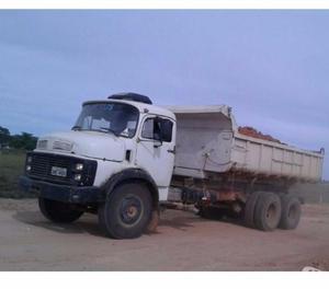 Caminhão Mercedes  Caçamba Basculante - Caminhões, ônibus e vans - Centro, Cabo Frio | OLX