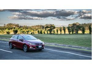 Chevrolet Cruze Sport6 LTZ V Ecotec (Aut) (Flex)