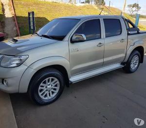 Toyota Hilux 3.0 Srv Cab. Dupla 4x4 Aut
