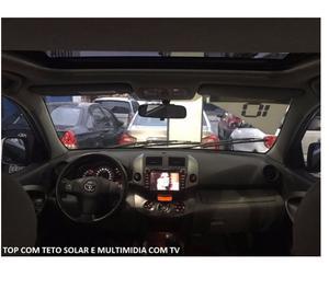 Toyota Ravx4 Top De Linha Com Teto Solar Impecável