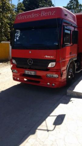 Mercedes Benz  - Caminhões, ônibus e vans - Magé, Rio de Janeiro   OLX