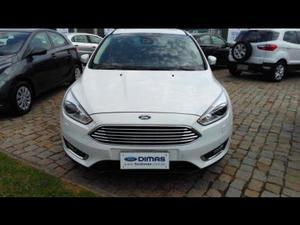 Ford Focus Hatch 2.0 Titanium Plus 16v Flex 4p Powershift