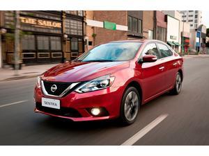 Nissan Sentra SL V CVT (Flex)