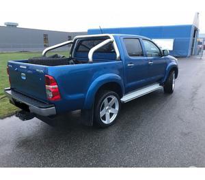 Toyota Hilux  Azul Gasolina