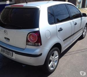 VW POLO HATCH 1,6 FLEX  PORTAS COMPLETO PRATA