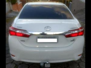 Toyota Corolla Altis 2.0 Dual Vvt-i Flex Altis Multi-drive S