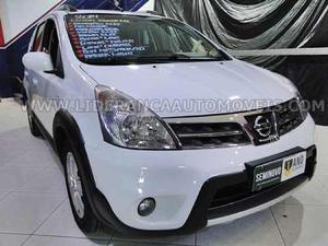 Nissan Livina X-gear LIVINA XGEAR 1.8 FLEX