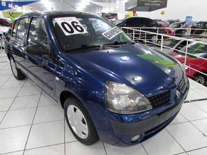Renault Clio Sedan v Authentique Hi-flex 4p