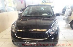 Ford Ka Hatch V 4P SE FLEX P Preto Flex
