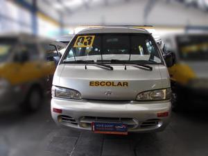 Hyundai H100 Escolar 16 Lugares