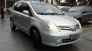 Nissan Livina S V AT FLEX