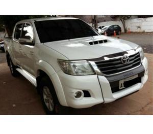 Toyota Hilux CD Srv D4-D 4x4 3.0 TDI Diesel Automática